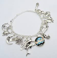 bracelet with charms images Mako mermaids bracelet bracelet with charms h2o just add jpg