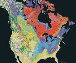 Map Of Tenn Geologic Map Of United States Geologic Map Of The United States