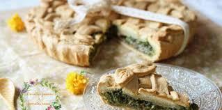 cuisine brousse tarte épinard brousse de brebis jambon cru et pignons recette