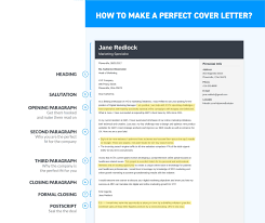 make a cover letter how to write a cover letter in 8 simple steps 12 exles