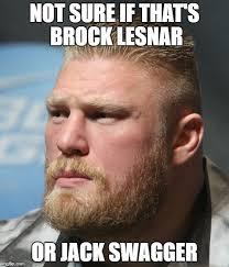 Brock Lesnar Meme - image tagged in wwe wwe brock lesnar brock lesnar imgflip