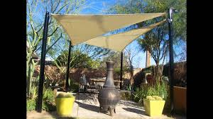 shade sails in phoenix arizona by shade masters youtube