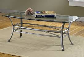 coffee table gorgeous metal and glass for home top round t thippo