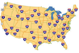 us hwy map map us hwy major tourist attractions maps