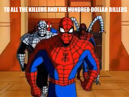 Fbf Meme - image 245917 60 s spider man know your meme
