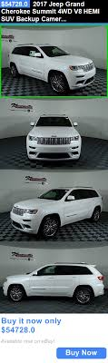 buy jeep grand suvs 2017 jeep grand summit 4wd v8 hemi suv backup