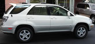 lexus suv 2002 2002 lexus rx 300 information and photos momentcar