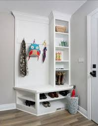 entry way storage bench a toh veteran brings it home to his own kitchen mudroom bench