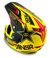 motocross helmet rockstar 169 95 answer mens evolve rockstar vi helmet 2014 161715