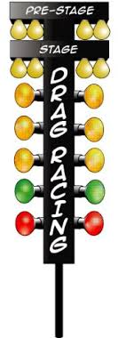 drag racing tree decal 8 free shipping from