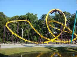 Six Flags Rides Ga B U0026m Genres