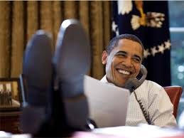 obama at desk obama feet on desk 21 gregfallis com
