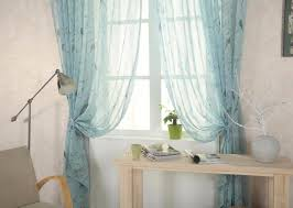 shabby chic voile curtains memsaheb net