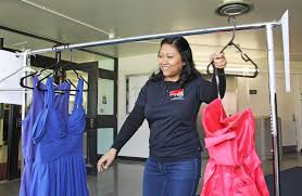 of the dresses donations needed for prom project niagara the brock news