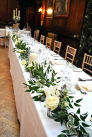 table decorations for wedding wedding table decorations a relaxed garden soiree wedding in
