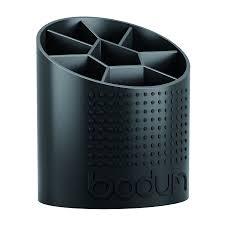 Bodum Toaster Canada Bodum Bistro Utensil Holder Black Amazon Co Uk Kitchen U0026 Home