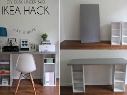 Build A Simple Desk Plans by Furniture 59 Easy To Make Diy Desk How To Make A Simple Desk