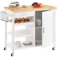 gremlin wheeled kitchen storage sideboard buffet cabinet white wood shelf on wheels shelf on wheels expandable pull out kitchen