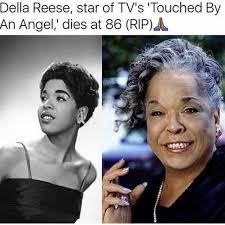 Reese Meme - della reese star of tvs touched by an angel dies at 86 rip