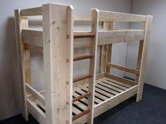 Easy And Strong 2x4 U0026 2x6 Bunk Bed 6 Steps With Pictures by Easy And Strong 2x4 U0026 2x6 Bunk Bed Bunk Bed Construction And