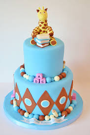 baby shower cakes nj giraffe custom cakes sweet grace cake