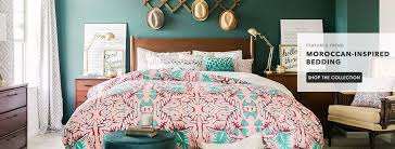 Moroccan Inspired Bedding Moroccan Home Collection Deny Designs