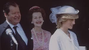Raine Spencer by Nach Kurzer Krankheit Prinzessin Dianas Stiefmutter Ist Tot