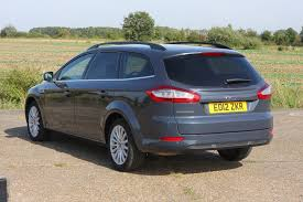 ford mondeo estate 2007 2014 features equipment and