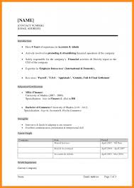 job resume format pdf download 9 biodata format for job fresher musicre sumed