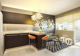 interesting open kitchen designs in small apartments 58 about