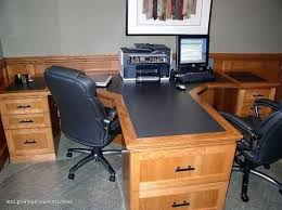 Office Desk Office Depot Reception Home Office Desk For Two Monitors Computers Esnjlaw Com