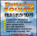 STUTTERING solved - Relax and speak clearly-