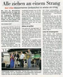 Bad Vilbeler Anzeiger Presseartikel Quellenkönigin Bad Vilbel