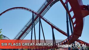 Six Flags Great America Jobs Six Flags Great America 2015 Music Video Youtube