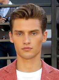 haircuts that need no jell for guys men s brushed back hairstyles picture gallery
