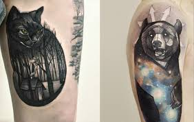 10 tattoo artists that create stunning animal portraits scene360