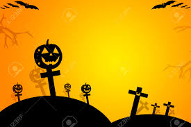 background halloween images halloween background wtih spooky bats and pumpkins space for