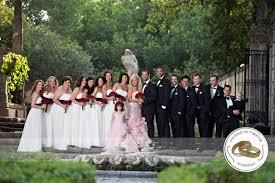 vizcaya wedding wedding planner pink