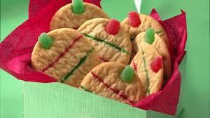 easy gumdrop sugar cookie ornaments recipe pillsbury