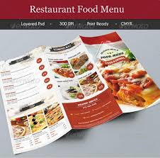35 best various hotel u0026 restaurent menu designs multy shades