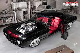 camaro from turbo elite 1500hp turbo 69 camaro machine