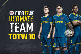 black friday fifa 16 fifa 17 update totw 10 live for fut ultimate team as black friday
