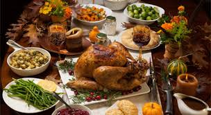 best places for thanksgiving dinner airport transfers
