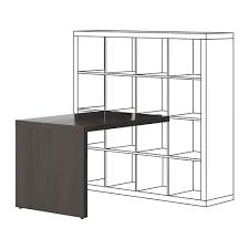 Kallax Schreibtisch Weiß Ikea Kallax Bureau