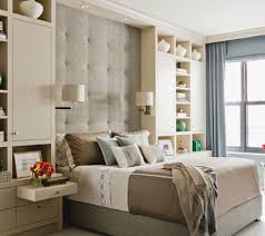 HOME DZINE Bedrooms Storage Ideas For A Small Main Or Master Bedroom - Clever storage ideas for small bedrooms