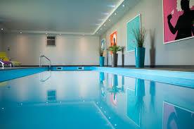 indoor pool spa and hamman le logis de luxe