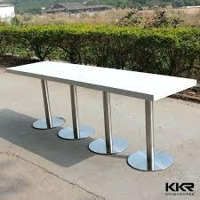 Narrow Bar Table Used Bar Tables Elegant Semi Circle Home Bar Design Artificial