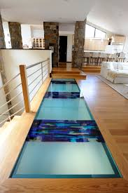 bespoke residential flooring 3d glass floor tiles loversiq