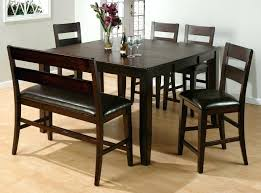 modern dining room set contemporary dining room sets with benches modern dining table with