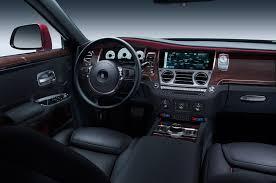Roll Royce Ghost Interior 2015 Rolls Royce Ghost Series Ii First Look Motor Trend